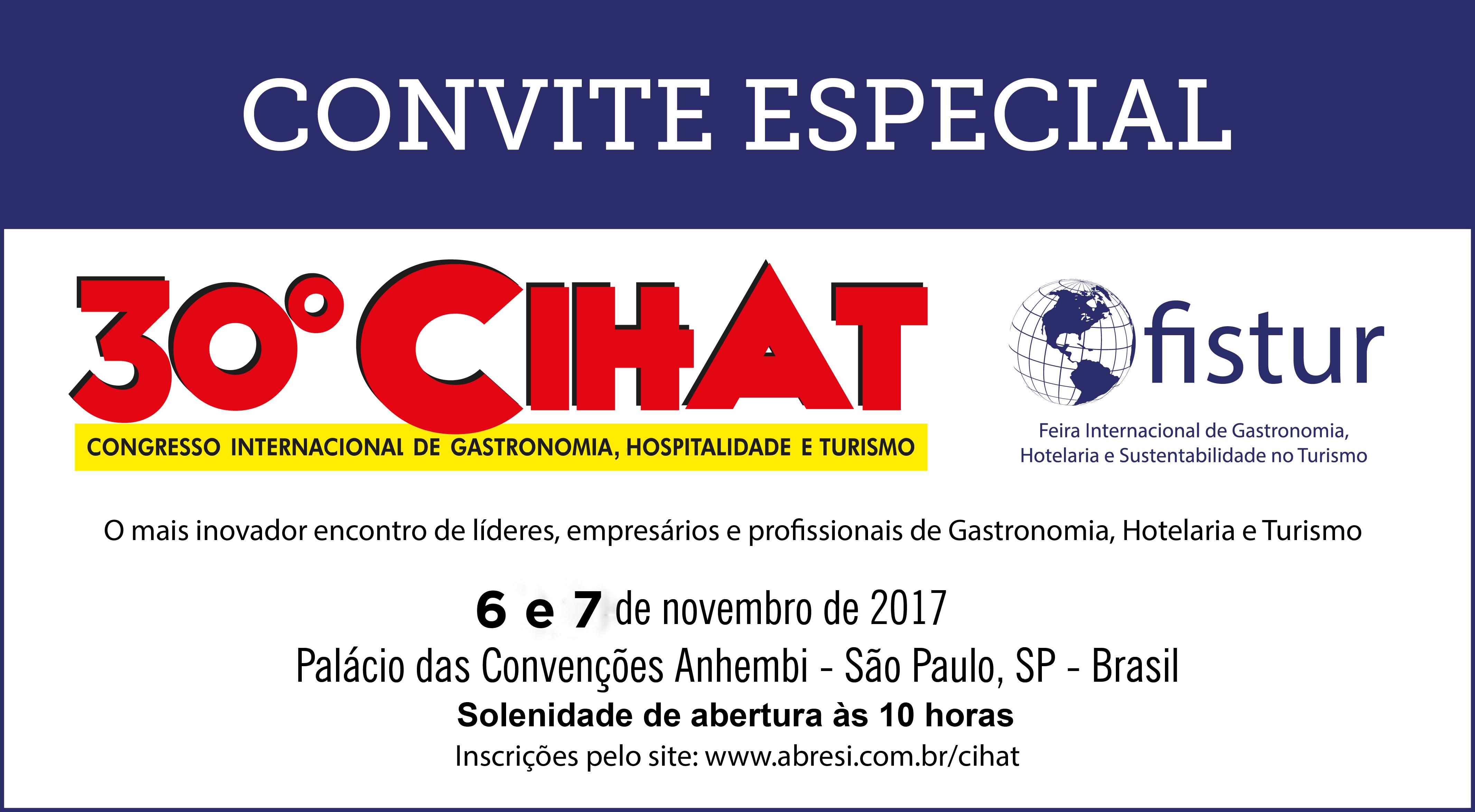Convite CIHATMARINHO